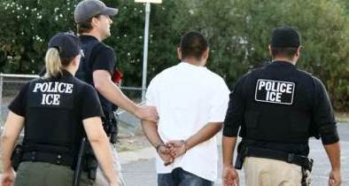 Foreigners Now Account for 61 Percent of Federal Arrests