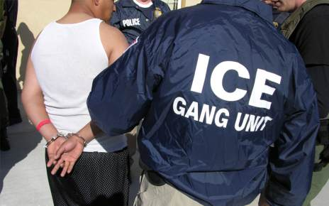 Naming and Shaming: The First ICE Weekly Alien Criminal Releases List
