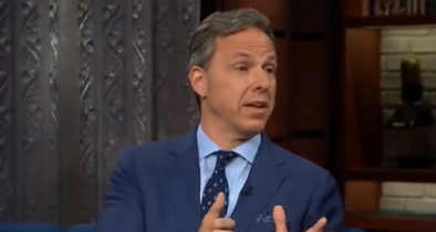 Jake Tapper Defends 'Banned' White House Reporter