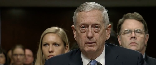 Much Misinterpretation of Mattis's Remarks On Climate Change