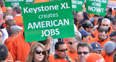 Enviros Prepare For Multi-Pronged Battle Against Revived Keystone Pipeline
