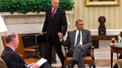 Obama-Biden Animated Bromance