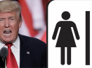 Trump Admin: No Boys in Girls Bathrooms