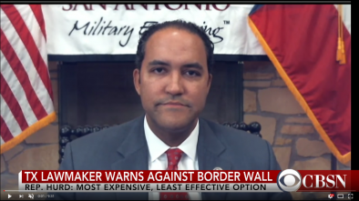GOP Leaders Ignore Rep Who Opposes Border Wall