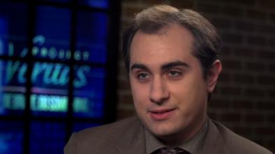 Facebook whistleblower Zach McElroy