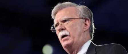 NSA chief John Bolton