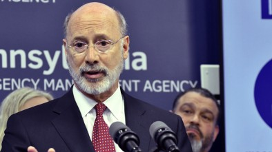 'A Pressure Cooker': Pa. Governor Aims to Contain GOP Revolt