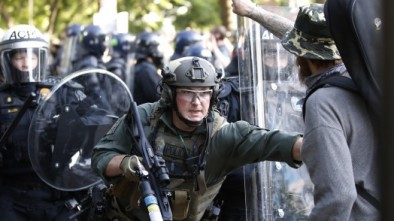 ACLU Sues over Police Force Used Near White House