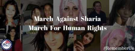 Activists Opposing Sharia Law Receive Death Threats