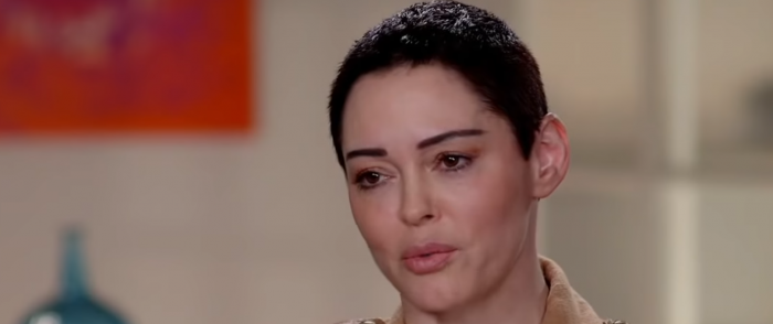 Actress Rose McGowan Blasts Hillary Clinton For Trying to Cover Up Weinstein Story: 'Can't Believe I Supported Her'