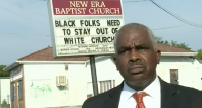 African American Pastor Wants Blacks 'Out of White Churches'