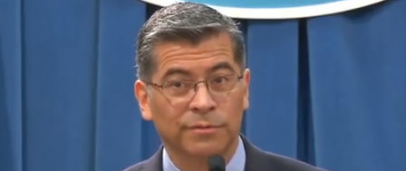 After SOTU, Calif. Atty. Gen. Warns He Will Sue if Trump Enacts Nat'l Emergency
