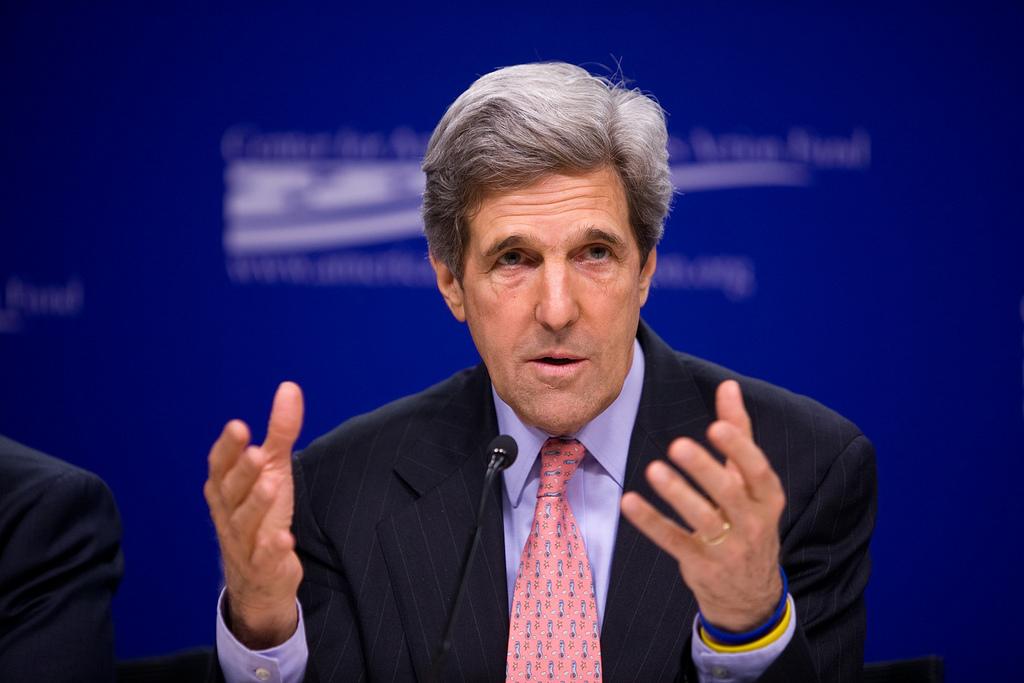 John Kerry photo