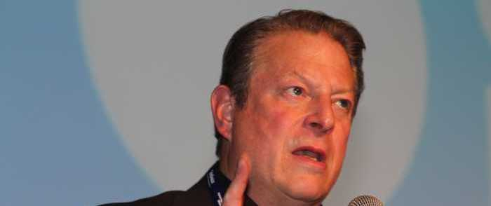 Al Gore's $15 Trillion Carbon Tax