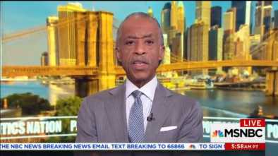 Al Sharpton: 2nd Amendment Doesn't Apply to AR-15s or 'Assault' Weapons