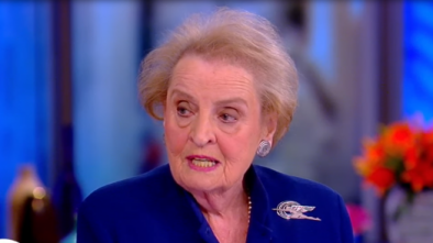 Albright Says Trump Has Forced Freedom to 'Retreat' Around the Globe