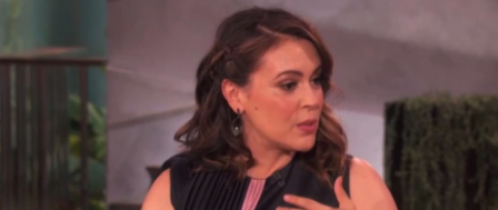 Alyssa Milano Doubles Down on Her KKK Comparison: I Won't Apologize to 'Anyone Who Wears That Hat'