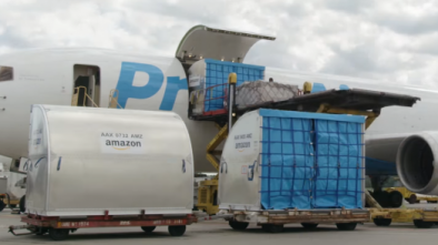 Amazon Employees Whine that Company Is Punishing Their Climate Activism