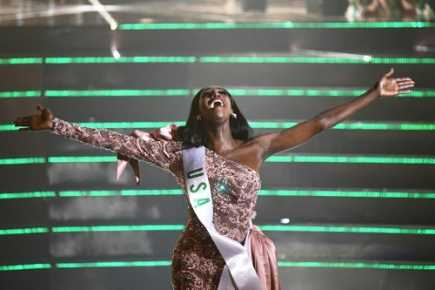 American Transgender 'Woman' Named 'Miss International Queen'