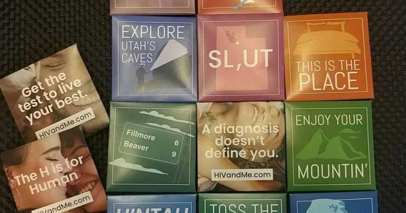 Anal Sex Promos on Taxpayer-Funded Condoms; Gov. Pulls Plug