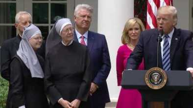 ANDERSON: Trump's Executive Order Doesn't Address Most Pressing Religious Liberty Threats