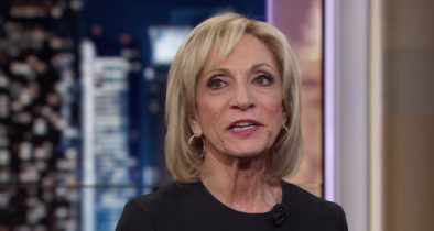 Andrea Mitchell Compares Trump's Media Portrayal to Joseph Stalin's