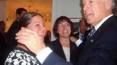 ANOTHER: Conn. Woman Says Biden Touched Her Inappropriately in 2009