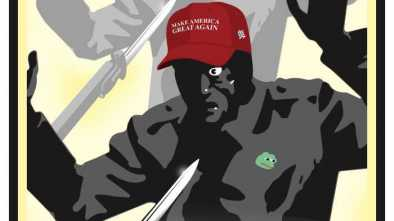 Antifa Website Encourages 'All Manner of Physical Violence' Against Trump Supporters