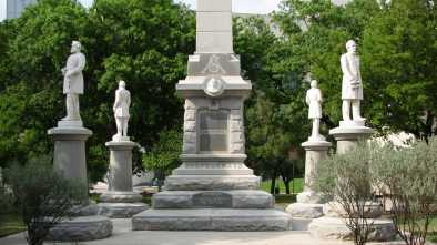 Appeals Court Rules Dallas Can't Remove Confederate War Memorial