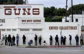 Are Gun Shops 'Essential' Businesses During a Pandemic? 1