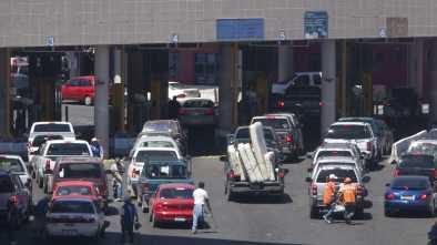 Asylum-Seekers Who Broke Border-Crossing Rules Returned to Mexico