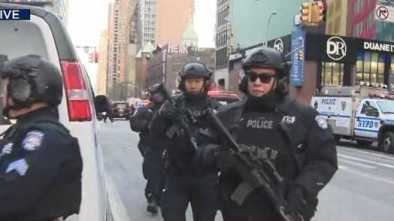 Attempted Terrorist Bomb Attack on NYCity Subway