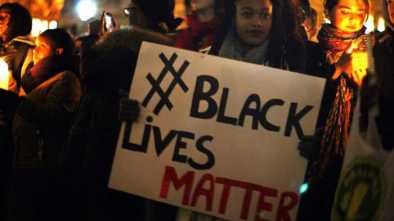 Author: Black Lives Matter Encourages Violence