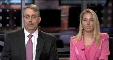 Royce Barondes and attorney Jennifer Bukowsky