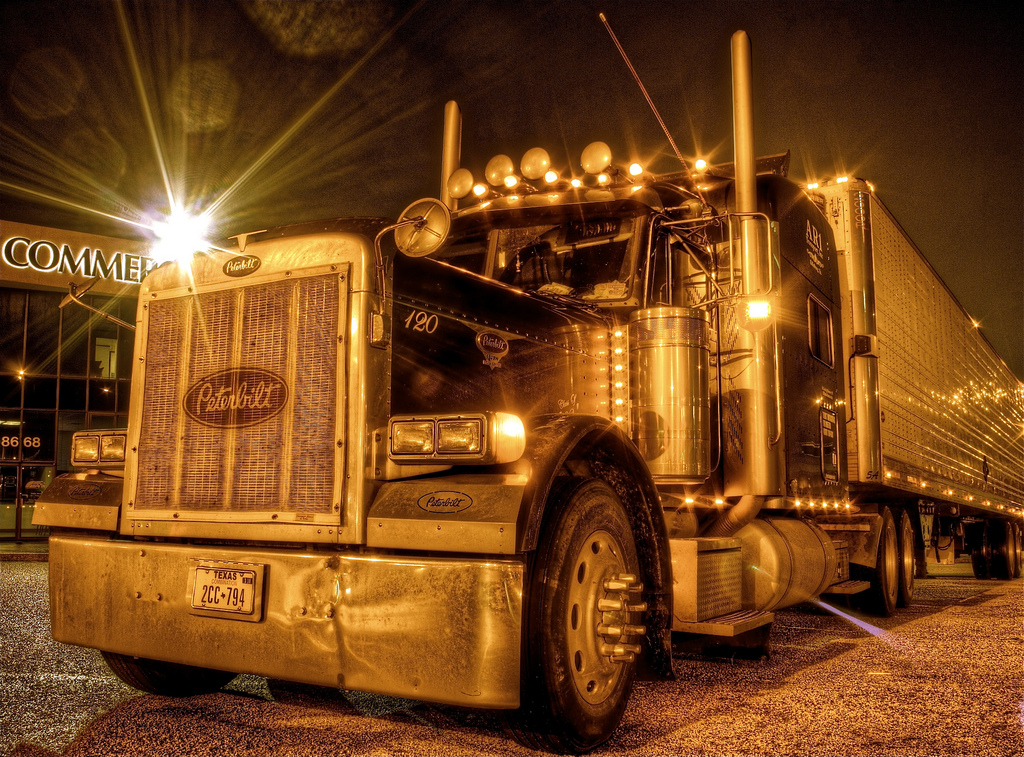 Big rigs photo