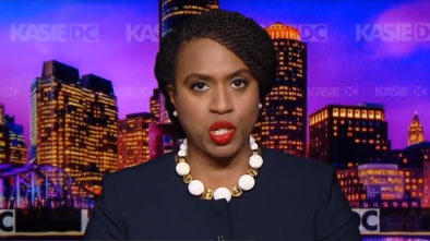 Ayanna Pressley Uses Coronavirus Crisis to Advocate for 'Compassionate Release' of Prisoners
