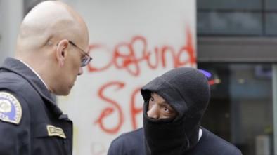 Back-Door Reparations? Black Lives Matter Rioters Sue SEATTLE for Violent Police Tactics