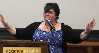 Barbara Bush-Bashing Prof Applauded at Literary Festival