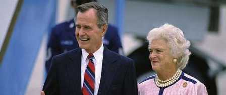 Barbara Bush Dies at 92 1