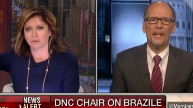 Bartiromo Challenges DNC Chairman on Election Rigging