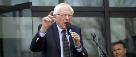 Bernie Sanders Rips Federal Probe of Wife's $10M Loan to College