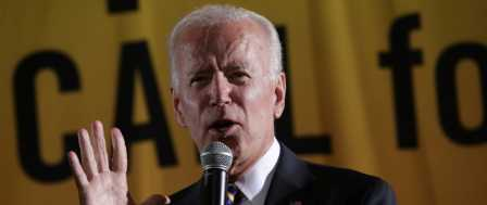 Biden Blasted for Dewy-Eyed Memories of Racist Senators