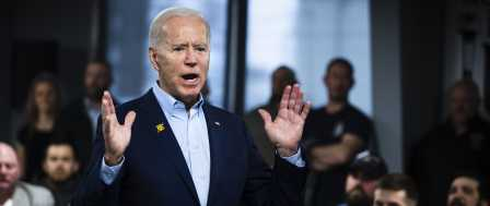 BIDEN BOASTS: 'I've Gone to More Black Churches' Than Black Voters Have
