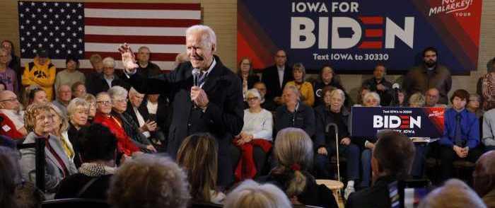Biden Botches Trump Attack, Loses Temper as Voter Presses Him on Ukraine