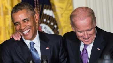Biden Claims He Asked Obama 'Not to Endorse' Him for President