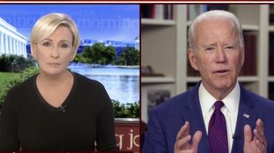 Biden Denies Former Staffer Tara Reade's Sexual Assault Allegation