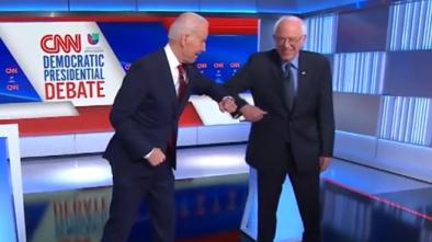 Biden Drifts FARTHER Left in Two-Person Debate w/ Bernie