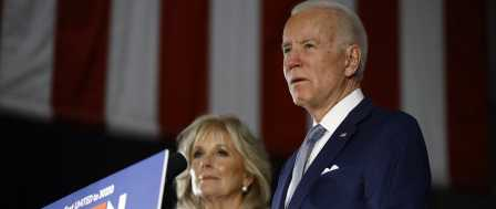 Biden Has Another Big Primary Night; Wins 4 More States