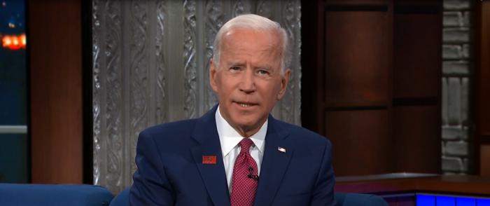 Biden Lies about C'ville, Promises Obama SCOTUS Nod on 'Colbert' Show