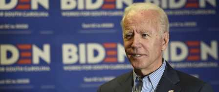 Biden Says He Is Not Afraid of Warren; Claims Trump is Scared of Him